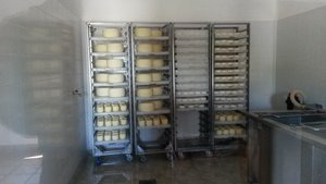Goat cheese factory, Cafayate, Argentina